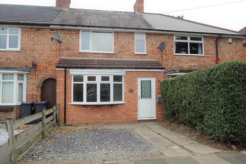 3 bedroom terraced house to rent - Binstead Road, Kingstanding, Birmingham
