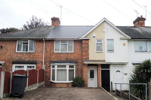 2 bedroom terraced house to rent - Parkeston Crescent, Birmingham