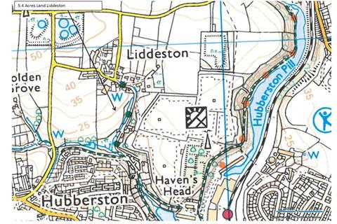 Land for sale - Liddeston, Milford Haven