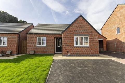 2 bedroom detached bungalow for sale - Emes Place, Wingerworth, Chesterfield