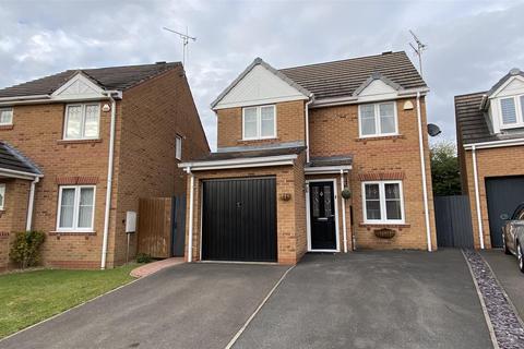 3 bedroom detached house for sale - Hallgate Close, Oakwood, Derby