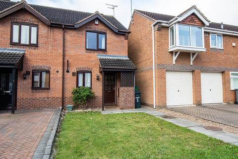 2 bedroom semi-detached house to rent - Hotspur Drive Colwick Nottingham