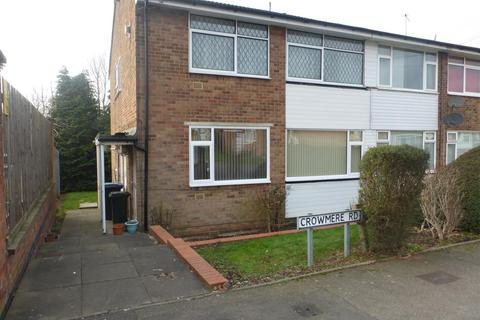2 bedroom maisonette to rent - Crowmere Road, Coventry