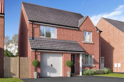 4 bedroom detached house for sale - Plot 252, The Goodridge at Copperfields, Showground Road, Malton, North Yorkshire YO17