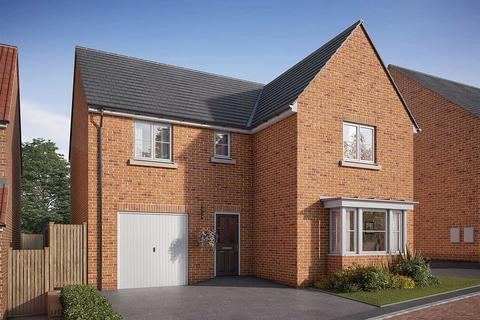 4 bedroom detached house for sale - Plot 312, The Grainger at Copperfields, Showground Road, Malton, North Yorkshire YO17