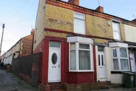 2 bedroom terraced house to rent - Harrowby Road South, Birkenhead