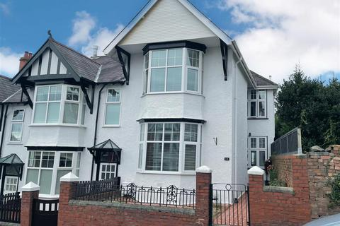 3 bedroom end of terrace house for sale - Le Breos Avenue, Uplands, Swansea