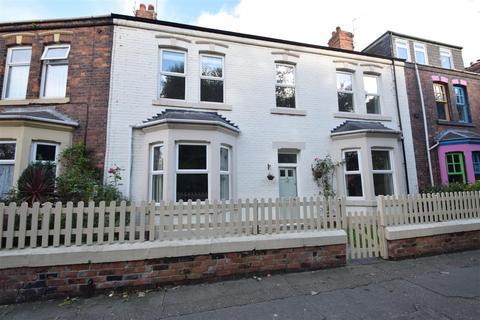 4 bedroom terraced house to rent - Marden Terrace, Cullercoats