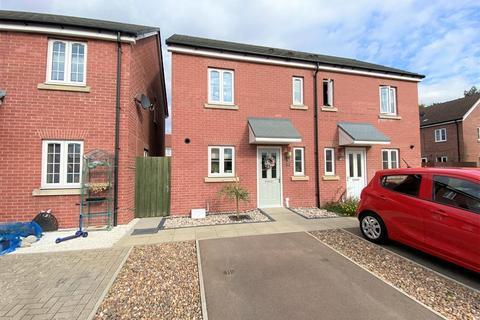 2 bedroom semi-detached house for sale - Snetterton Heath Kingsway, Quedgeley, Gloucester