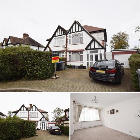 3 bedroom semi-detached house for sale - Keswick Gardens, Wembley