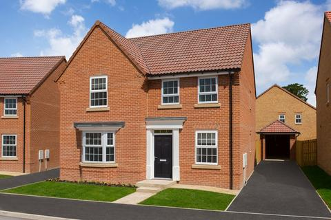 4 bedroom detached house for sale - Holden at Fairfields Caledonia Road, Vespasian Road MK11
