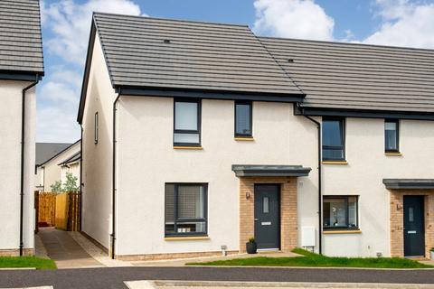 3 bedroom terraced house for sale - Coull at Barratt @ Heritage Grange Achnacarry Street, Edinburgh EH17