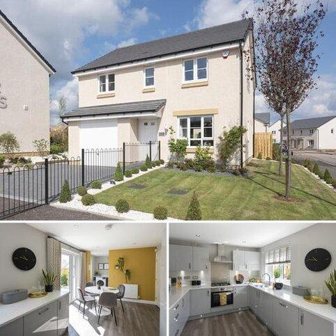 4 bedroom detached house for sale - Menzies at Calder Gardens Carnbroe Road, Coatbridge ML5