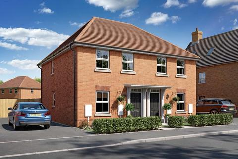 5 bedroom semi-detached house for sale - The Lewis at Kings Gate Wooton Road, Abingdon OX13