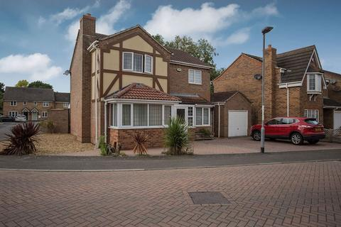 4 bedroom detached house for sale - Lyvelly Gardens, Peterborough, Cambridgeshire. PE1 5RX