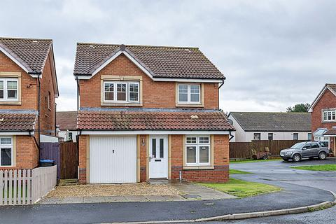 3 bedroom detached house for sale - 13 Hallydown Crescent, Eyemouth TD14 5TB
