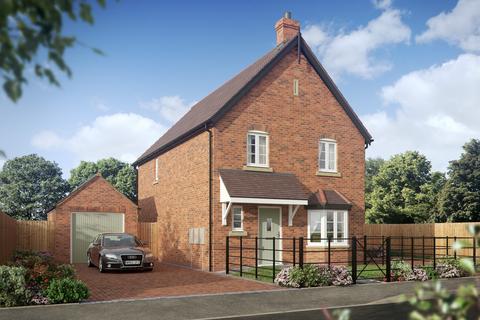 4 bedroom detached house for sale - Plot 61, The Elders at Kings Manor, Kings Manor, Hoplands Road LN4