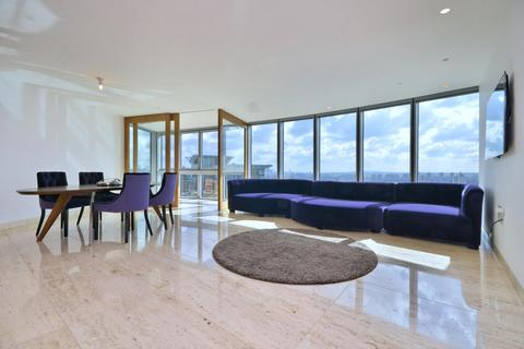 2 bedroom flat to rent - The Tower, 1 St George Wharf, Vauxhall, London, SW8