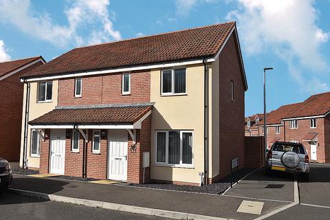 3 bedroom semi-detached house for sale - Myrtlebury Way, Exeter EX1