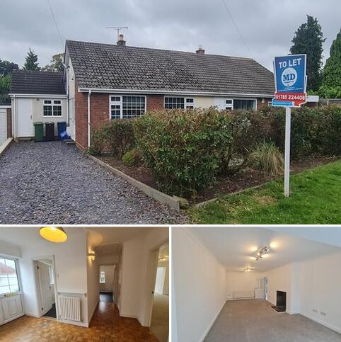 2 bedroom bungalow to rent - Mary Rand Close, Stafford ST17