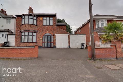 4 bedroom detached house for sale - Evington Lane, Leicester