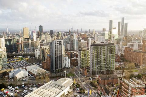 2 bedroom apartment for sale - Queen Street, Manchester, M3