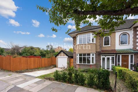 3 bedroom semi-detached house for sale - Cranford Avenue, London, N13