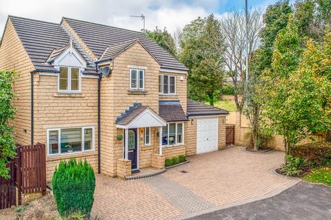 4 bedroom detached house for sale - Lumb Hall Way, Drighlington, Bradford