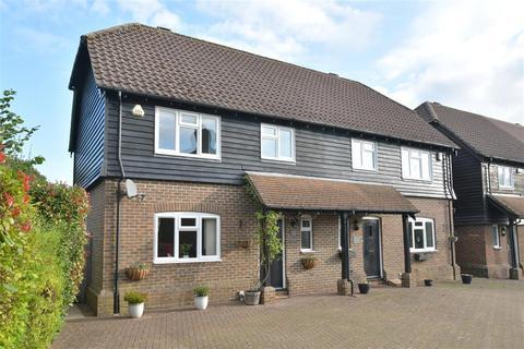 2 bedroom semi-detached house for sale - Church Close, Ashington, Pulborough, West Sussex