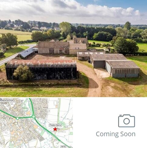 Residential development for sale - Preston, Cirencester GL7