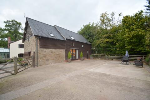 2 bedroom barn conversion to rent - Lower Calver Hill Farm, Weobley, HR4