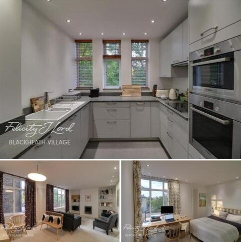 2 bedroom flat to rent - The Lawns SE13