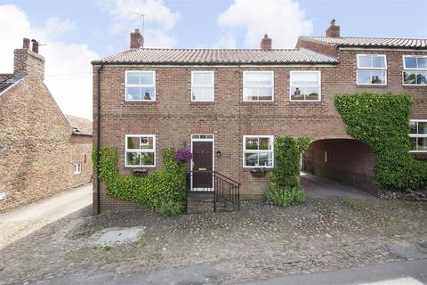 4 bedroom semi-detached house for sale - Brandsby Street, Crayke, York, YO61 4TB