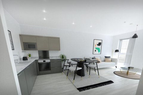 1 bedroom apartment for sale - 1 Bedroom Apartment at Atelier, Chapel Street M3