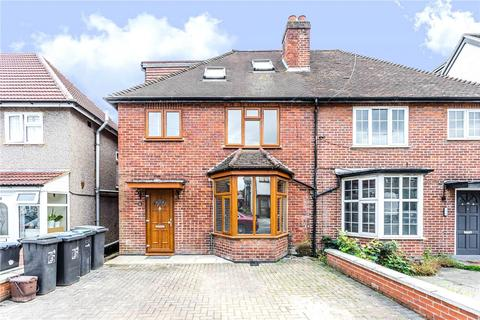 4 bedroom semi-detached house for sale - Mitchell Road, Palmers Green, N13