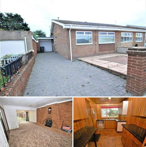 2 bedroom bungalow for sale - Bamburgh Avenue, South Shields