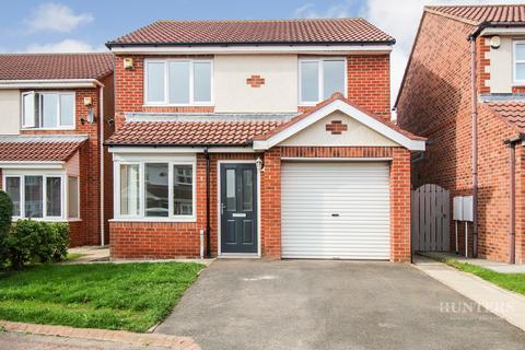 3 bedroom detached house for sale - Lothian Close, Sunderland, Tyne and Wear