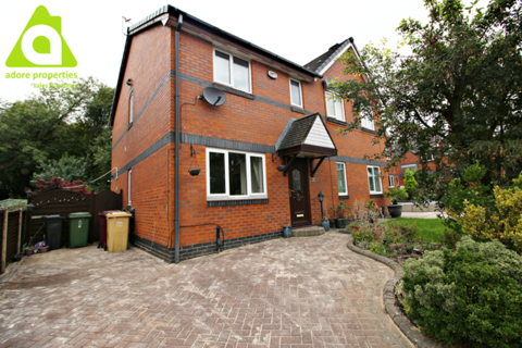 3 bedroom semi-detached house for sale - Kerans Drive, Westhoughton, BL5 3TU