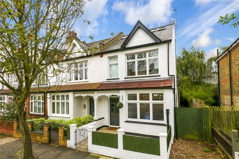 3 bedroom end of terrace house for sale - Manor Grove, Richmond, TW9