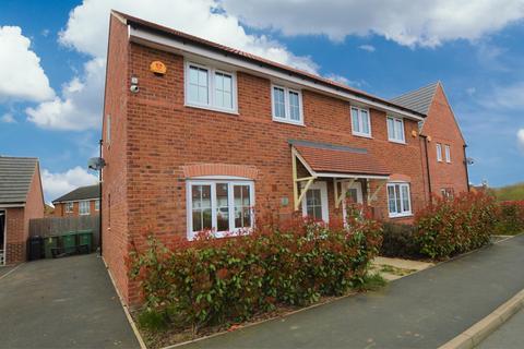 3 bedroom semi-detached house to rent - Windlass Drive, Wigston
