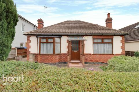 3 bedroom detached bungalow for sale - Ashworth Avenue, Chaddesden