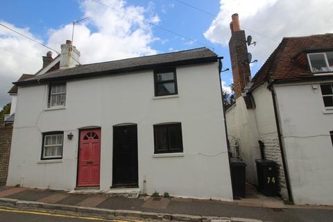 1 bedroom cottage for sale - Ocklynge Road, Motcombe / Old Town, Eastbourne BN21