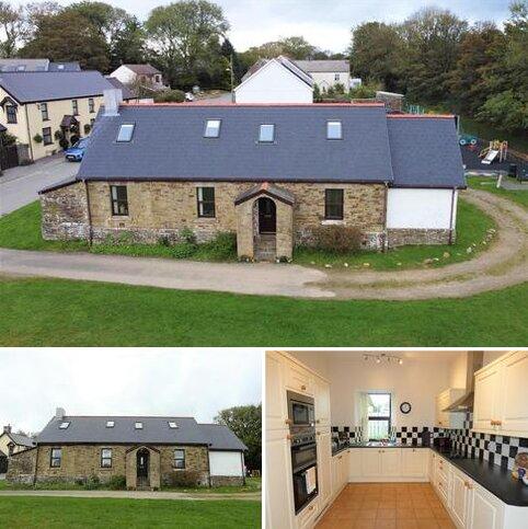 5 bedroom detached house for sale - The Old Police House, Spittal, Haverfordwest