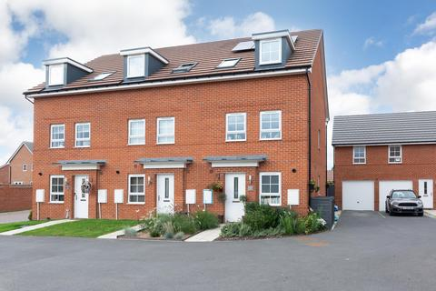 3 bedroom townhouse for sale - Orchard Drive, Barlby