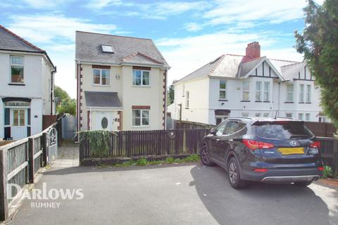 5 bedroom detached house for sale - Newport Road, Cardiff