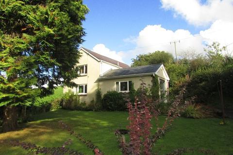2 bedroom property with land for sale - Mynyddcerrig, Llanelli, Carmarthenshire.