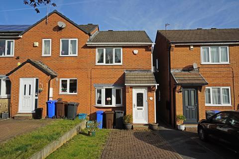 2 bedroom townhouse for sale - Jordanthorpe Green, Jordanthorpe Sheffield, S8 8DZ