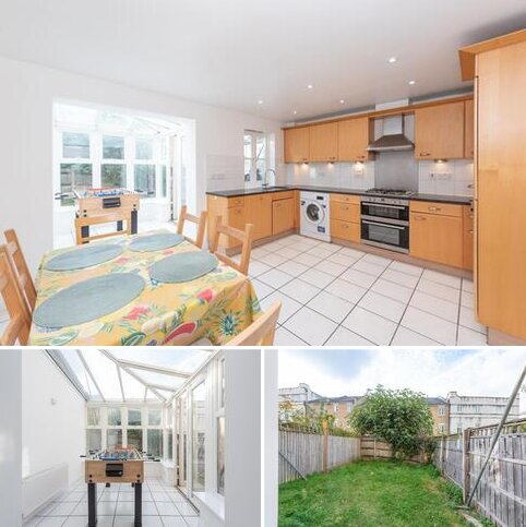4 bedroom terraced house to rent - Brockwell Park Row, London SW2