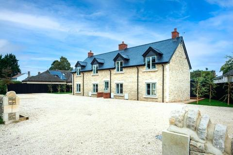 1 bedroom maisonette for sale - Plot 3, Stonemason's Court, Witney Road, Long Hanborough, Oxon