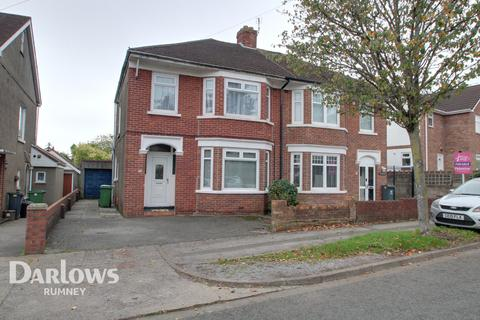 3 bedroom semi-detached house for sale - Quarry Dale, Cardiff